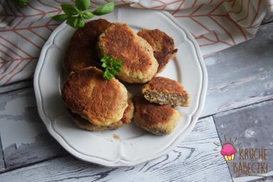 Zdjęcie - Kotleciki z tuńczyka z koperkiem - Przepisy kulinarne ze zdjęciami