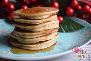 Zdjęcie - Piernikowe placuszki z ricottą - Przepisy kulinarne ze zdjęciami
