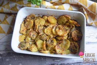 Zdjęcie - Talarki ziemniaczane z piekarnika - Przepisy kulinarne ze zdjęciami