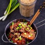 Zdjęcie - Dubu jorim - tofu po koreańsku - Przepisy kulinarne ze zdjęciami