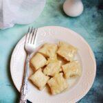Zdjęcie - Kluski z ricotty - Przepisy kulinarne ze zdjęciami