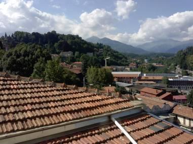 Widok z okna - Włochy