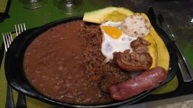 Kolumbijskie smakołyki