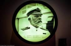 La Cité de la Mer - Titanic - kapitan