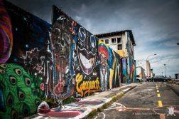 Jeszcze więcej murali