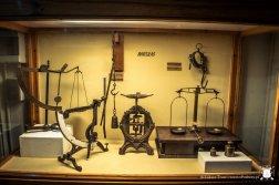 Muzeum reginalne - urzędzenia do różnych pomiarów