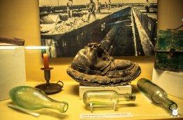 Muzeum reginalne - obuwie robotnicze