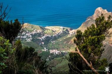 Teneryfa - Góry Anaga