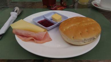 Chilijskie śniadanie