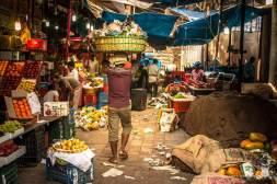 Crawford Market - Bombaj - Indie