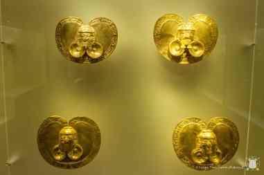 Muzeum złota - Bogota - Kolumbia