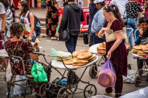 Siab Bazaar - Samarkanda - Uzbekistan