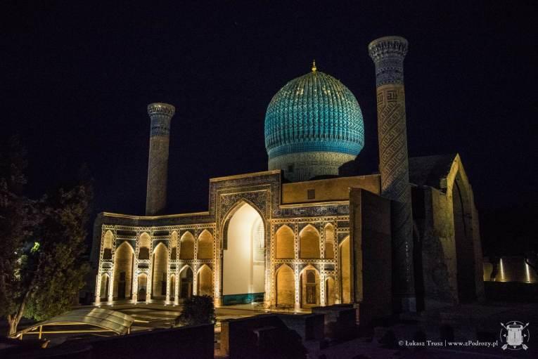 Mauzoleum Gur-i Mir - Samarkanda - Uzbekistan