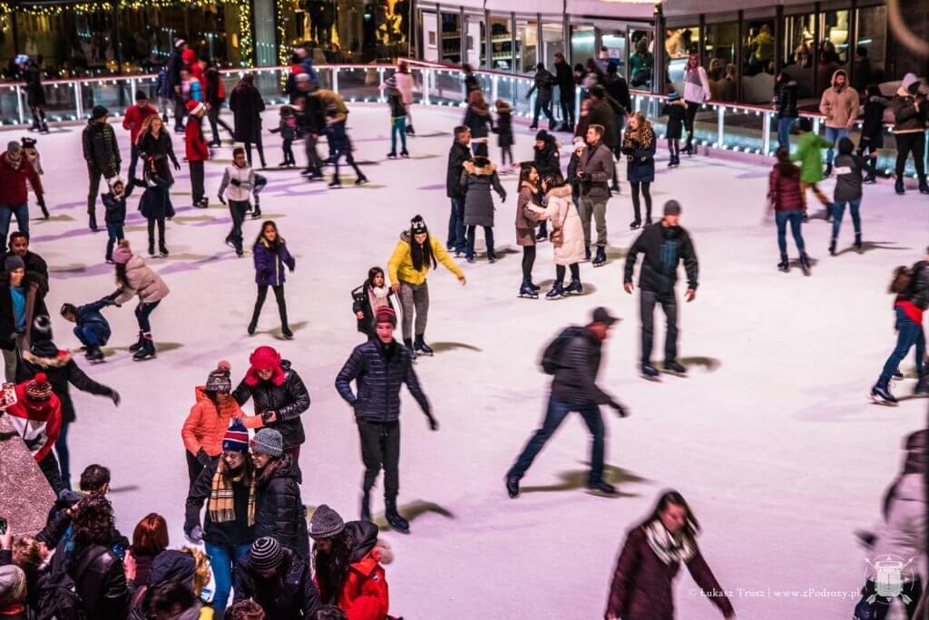 Rockefeller Center - Środkowy Manhattan - Nowy Jork