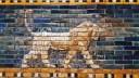 freska na Ištařině bráně, Pergamonské muzeum, Berlín, Německo; Terka Ottová, E