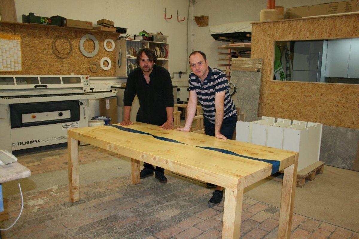 Umělecká premiéra Marka Číhala:  Poprvé v životě se pustí do práce se dřevem!