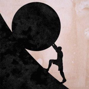 Sisyfovská práce v začarovaném kruhu