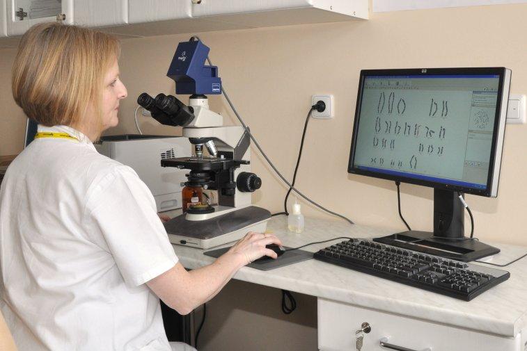 Genetika v medicíně