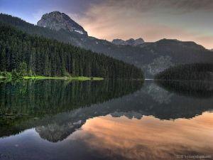 Crno jezero, Durmitor