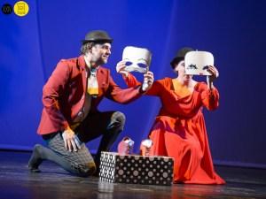Par cipela, Dječije pozorište Subotica, Srbija, foto: Duško Miljanić
