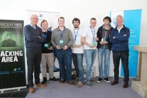 Winnaars ZR Hackathon 2017