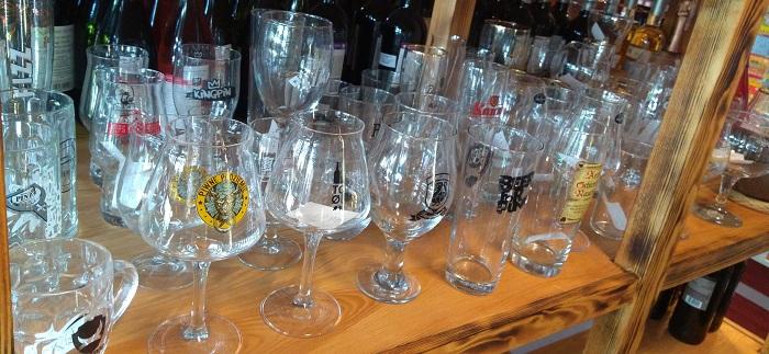 Firmowe szkła do piwa i nie tylko…