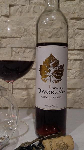 Polskie wino -Winnica Dwórzno