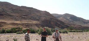 Осадові формації у внутрішніх районах Марокко, які простягаються на багато кілометрів і мають висоту в сотні метрів