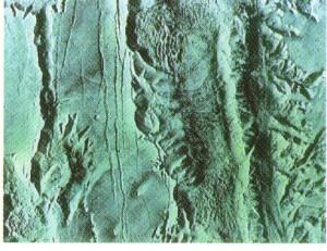 Утворення осадових порід і повені на Марсі?