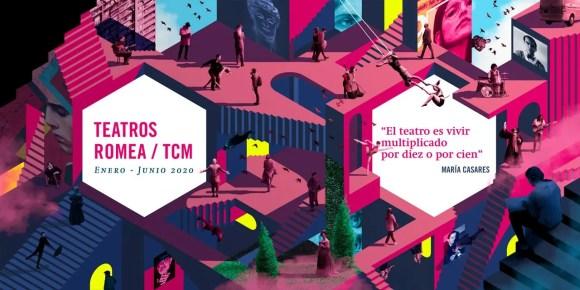 Creatividad Teatros Romea/TCM 2020.