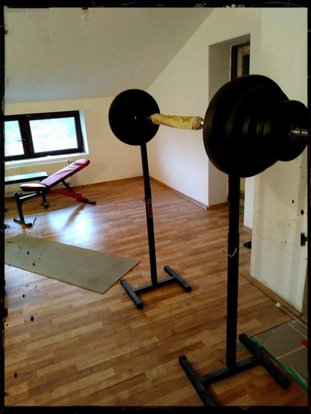 domowa siłownia wyposażenie