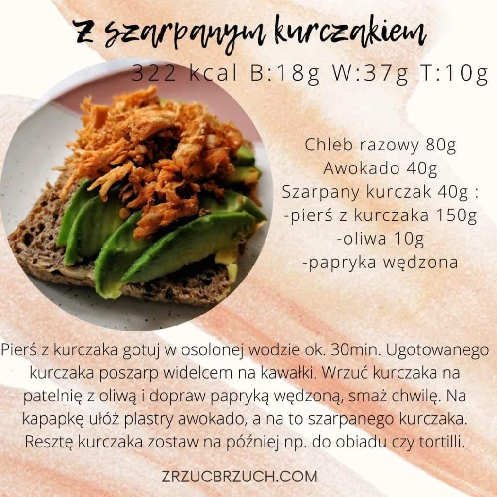 Dietetyczne kanapki