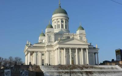 Finsko – Březen 2009