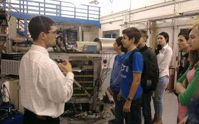 Exkurze na Ústav Fyziky Plazmatu