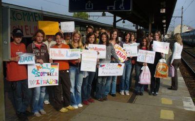 Výměnný pobyt s partnerským městem Brunsbüttel