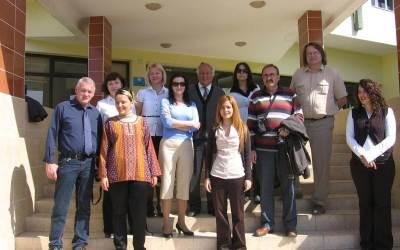Turecko – Duben 2009