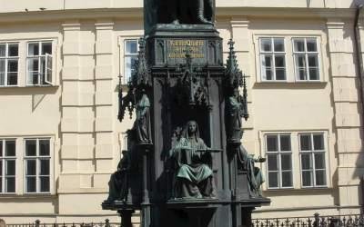 Vycházka do Prahy