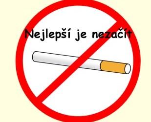 Prevence kouření