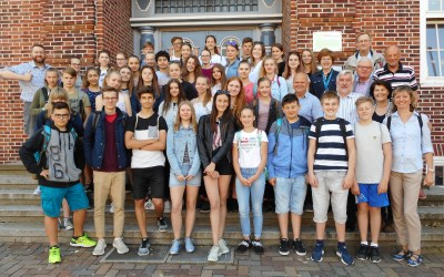 Brunsbüttel – 7. výměnný pobyt