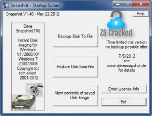 Drive Snapshot 1.48.18816 Crack Full Torrent Full Version Download