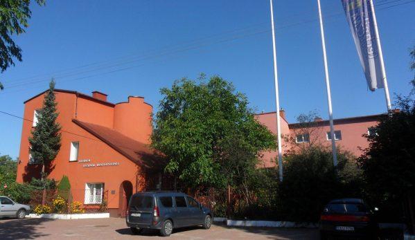 Szkoła i Akademik w Zgierzu