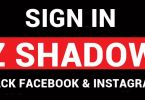 Z Shadow Sign In for Hacking Instagram and Facebook