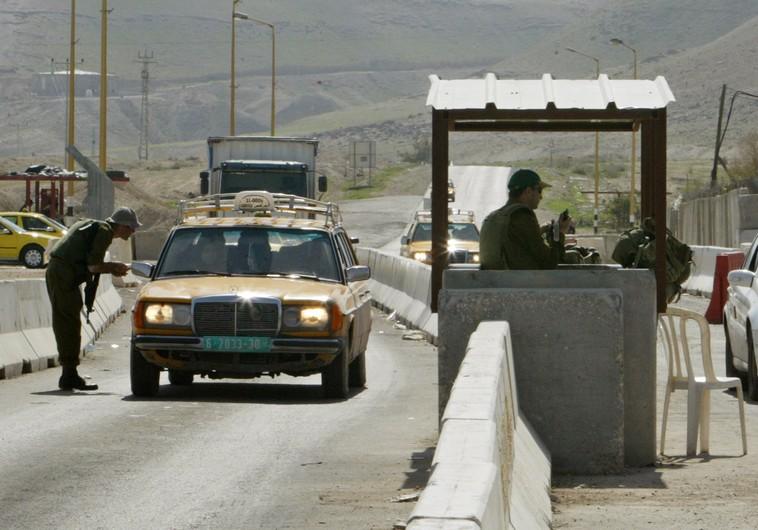 Izrael gesztust tett a palesztinok felé
