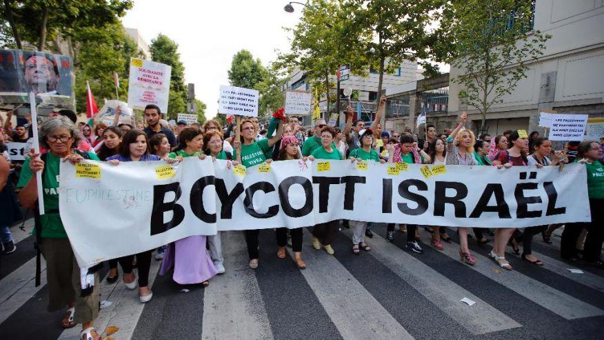 Közpénzből szervezik Izrael lejáratását Európában