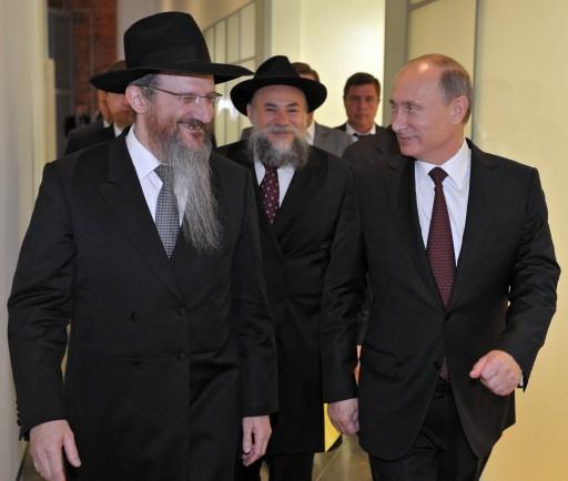 Zsinagóga épült nem messze Putyin rezidenciájától