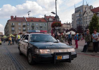 15.09.12 - XII PARADA POJAZDOW ZABYTKOWYCH W BYTOMIU, FOT. PAWEL FRANZKE / IT'S SHARDAC! / WWW.SHARDAC.EU