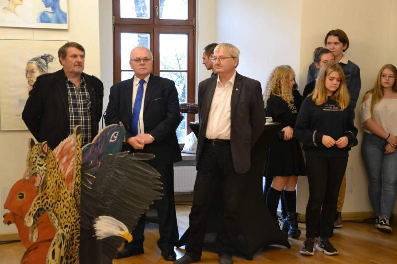 Młodzieżowy Tydzień Sztuki (4), 17.10.2019 r