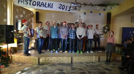 Pastorałki na Sportowej 2013