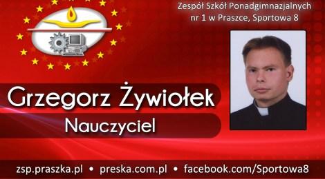 Grzegorz Żywiołek