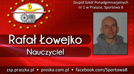Rafał Łowejko
